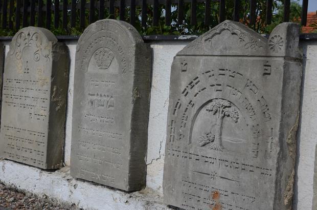 Śmigiel - lapidarium żydowskie