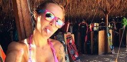 Blanka Lipińska na wakacjach naraziła się matkom: Będziesz żałowała