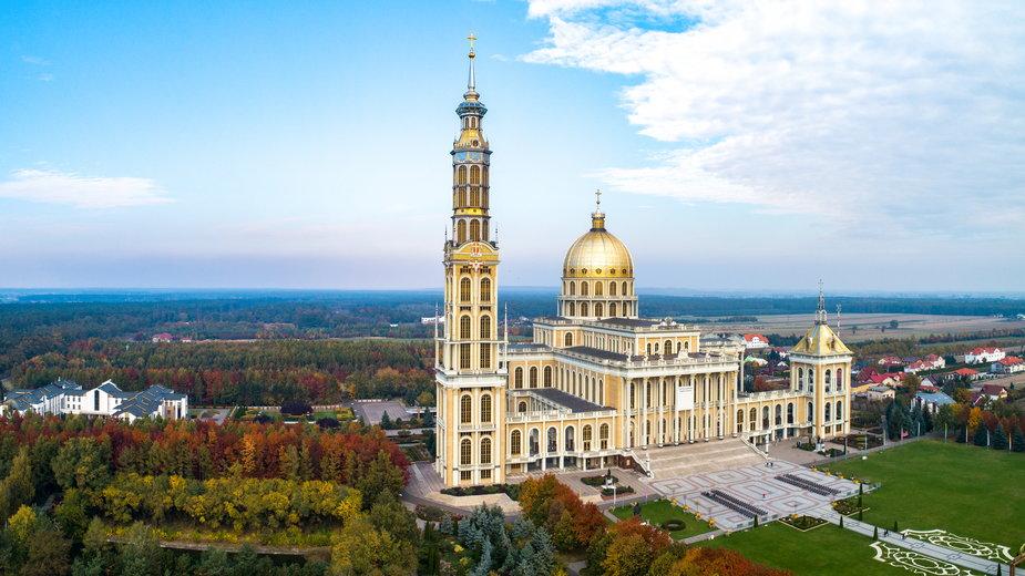 Licheńskie sanktuarium maryjne pozostanie otwarte dla pielgrzymów.