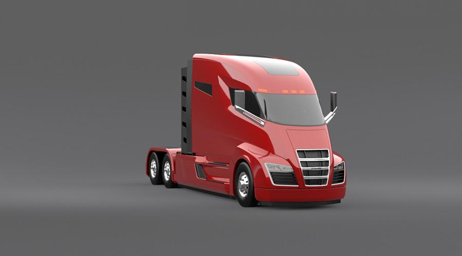 Nikola Motors One