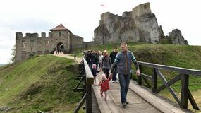 Zamek w Rabsztynie po dwuletniej przerwie otwarty dla zwiedzających