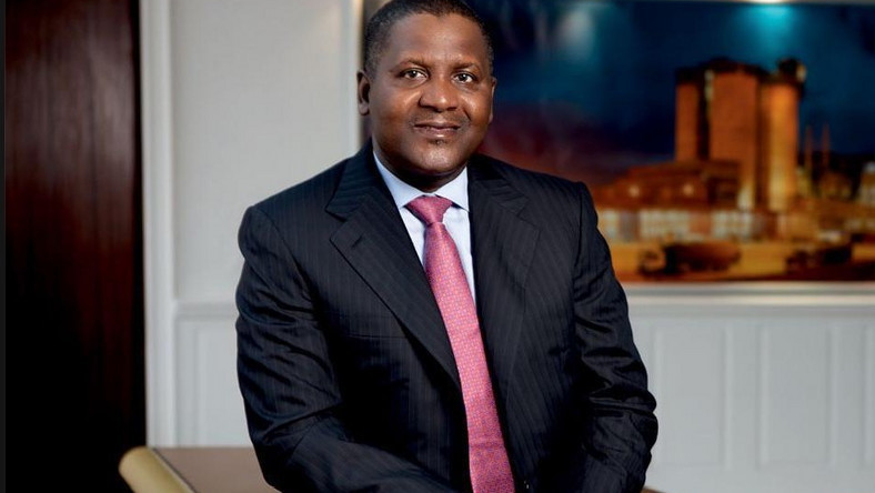 Africa's richest man, Aliko Dangote is the founder of the Dangote Group