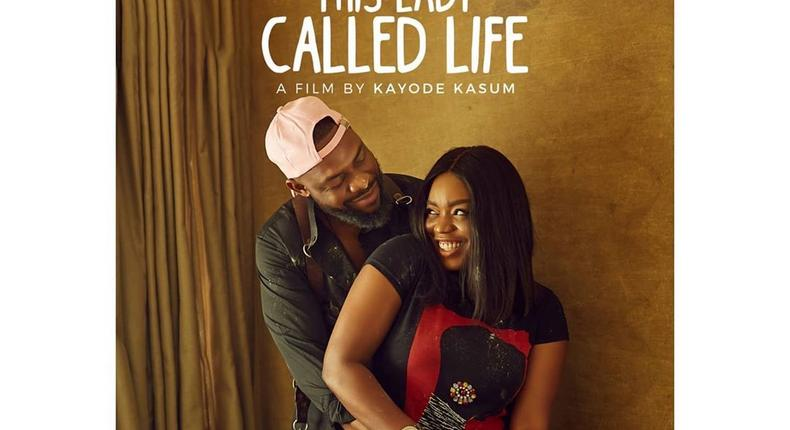 New poster for 'This Lady Called Life' [Instagram/@kayodekasum]