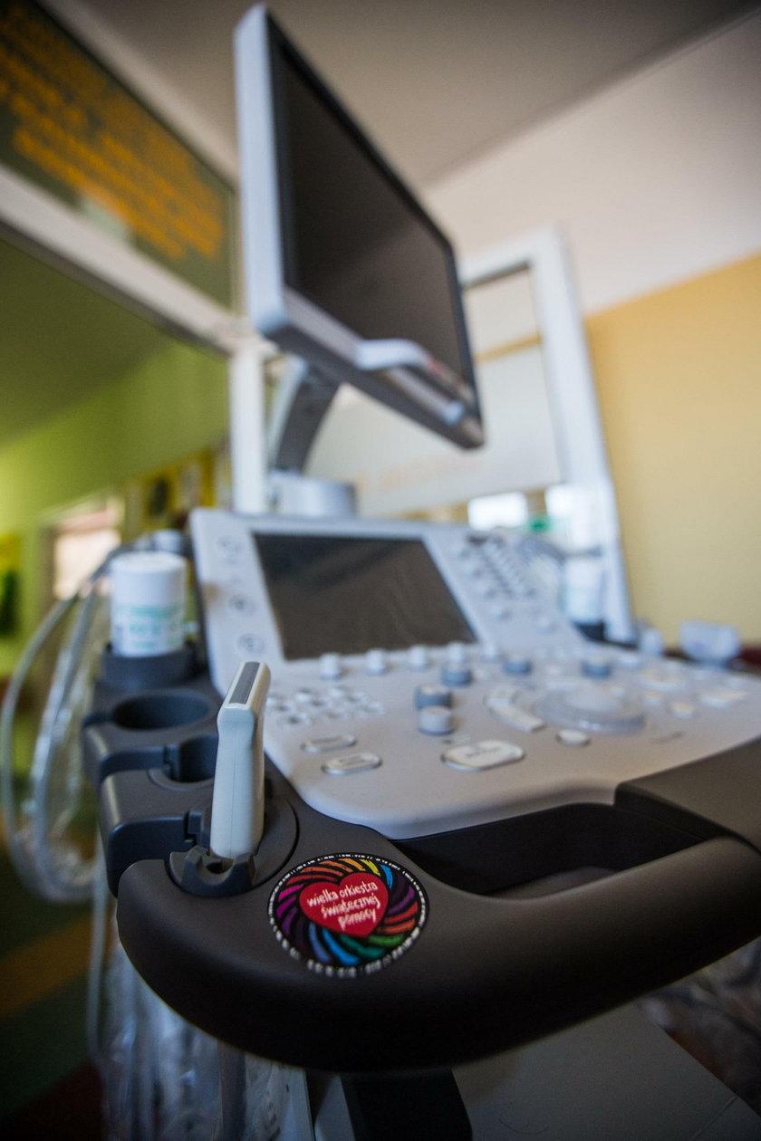 Bloger Matka Kurka nie zgadza się na leczenie sprzętem z WOŚP i grozi lekarzom