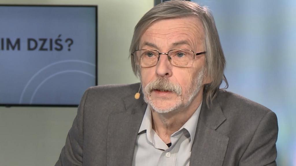 Z Kim dziś?: prof. Zbigniew Mikołejko