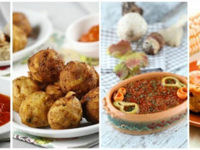 Posna hrana Srbije