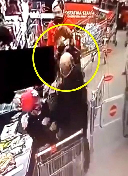 Agresja klientów w Kauflandzie w Lesznie. Kto kogo uderzył najpierw? I czy dostało się też dziecku?