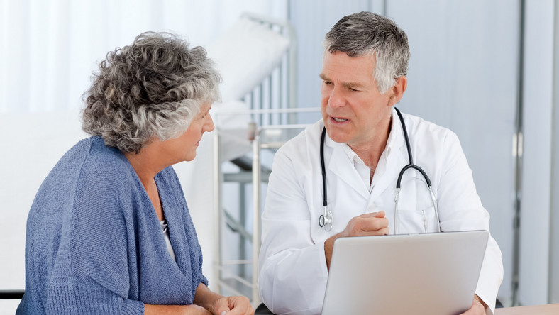 Brakuje geriatrów