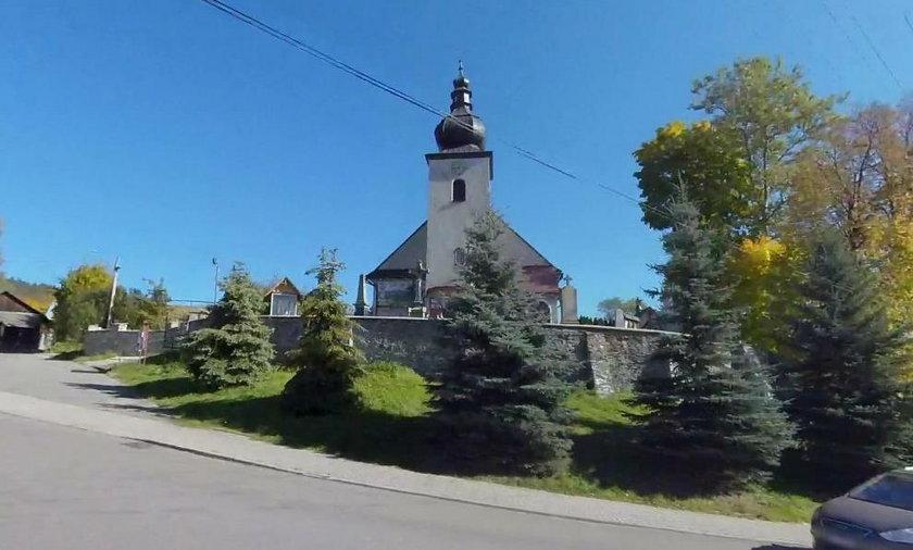Kościół św. Stanisława w Sromowcach Wyżnych