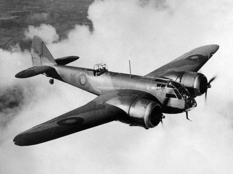 Bristol_Blenheim_ExCC piloti