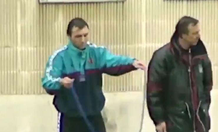 Krojf i Stoičkov i vijača