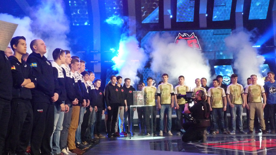 World of Tanks - The Grand Finals 2016