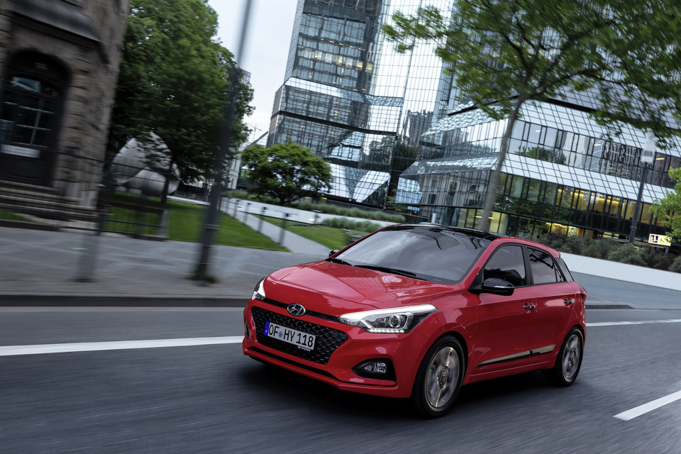 Hyundai i20 po liftingu