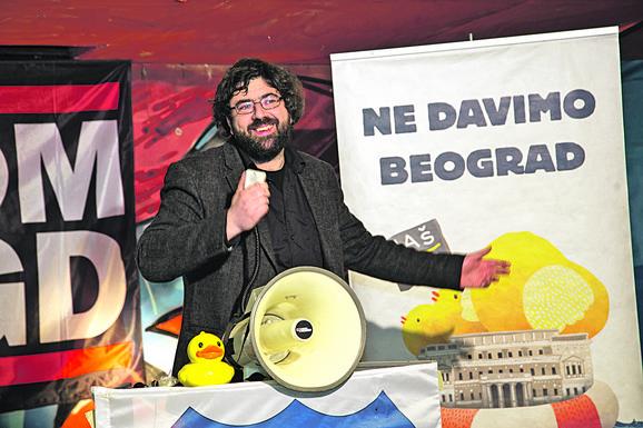 Vreme je da se okupimo, kaže Lazović iz NDBG