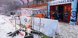 Ekstraklasa odwołuje mecze. Tak się grać nie da