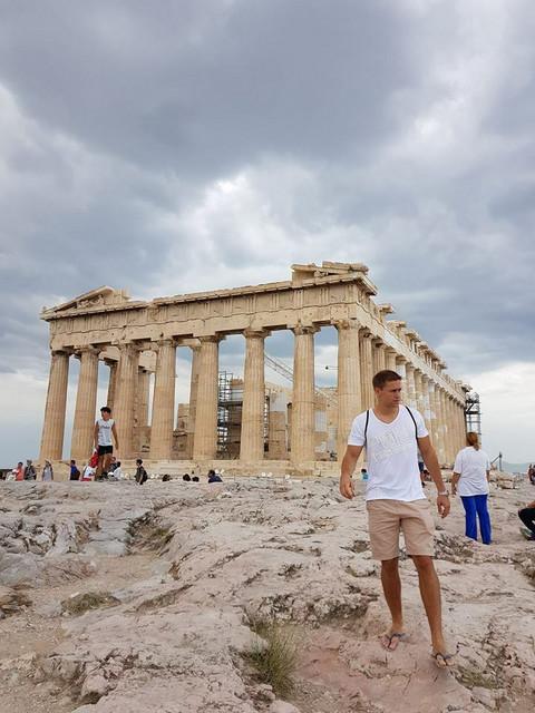 """Poznati srpski glumac usred HAOSA u Grčkoj: """"Izabrao sam najgori trenutak da budem ovde"""""""