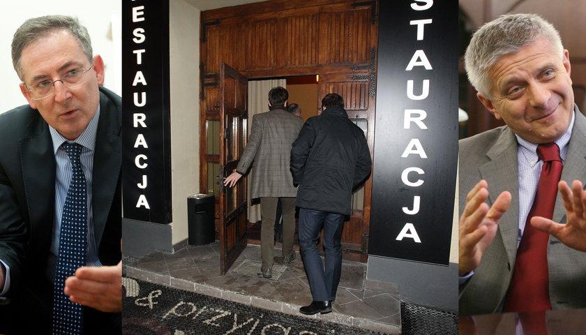 Prokuratura umorzyła śledztwo w sprawie nielegalnie podsłuchanej rozmowy szefa MSW Bartłomieja Sienkiewicza z szefem NBP Markiem Belką.