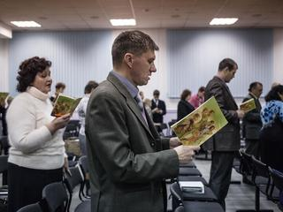 Jehovah's Witnesses Trial, Taganrog, Russia