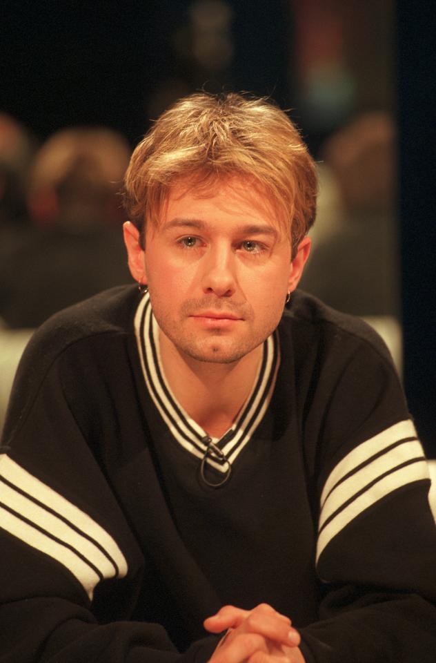 Andrzej Piaseczny w 1997 roku