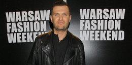 Maciej Zień na Warsaw Fashion Weekend!