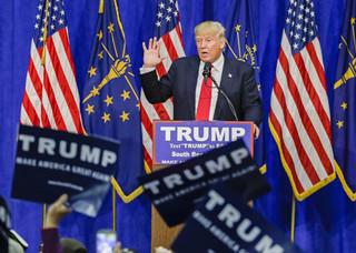 USA: Wyborcy wolą Trumpa, delegaci Cruza
