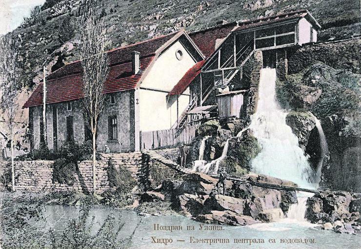 Hidrocentrala, Užice