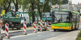 Drogowcy walczą o terminowe zakończenie remontu Dąbrowskiego. Od wtorku zmiany w ruchu