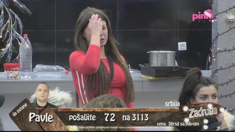 """Dragana Mitar kroz suze pričala o nasilju koje je doživela od muža: """"Bacao me je na pod, imala sam modrice!"""" VIDEO"""