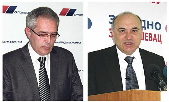 Nenad Andrić SNS:Utrostručeno članstvo; Miodrag Đidić ZZS: Dovoljno 1.000 članova