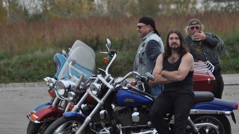 Wielkie motocykle i prawdziwi mężczyźni