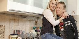 Zobacz jak mieszka Tomasz Lubert z żoną