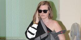 Była żona Marcinkiewicza: po meczu wziął walizkę i wyszedł