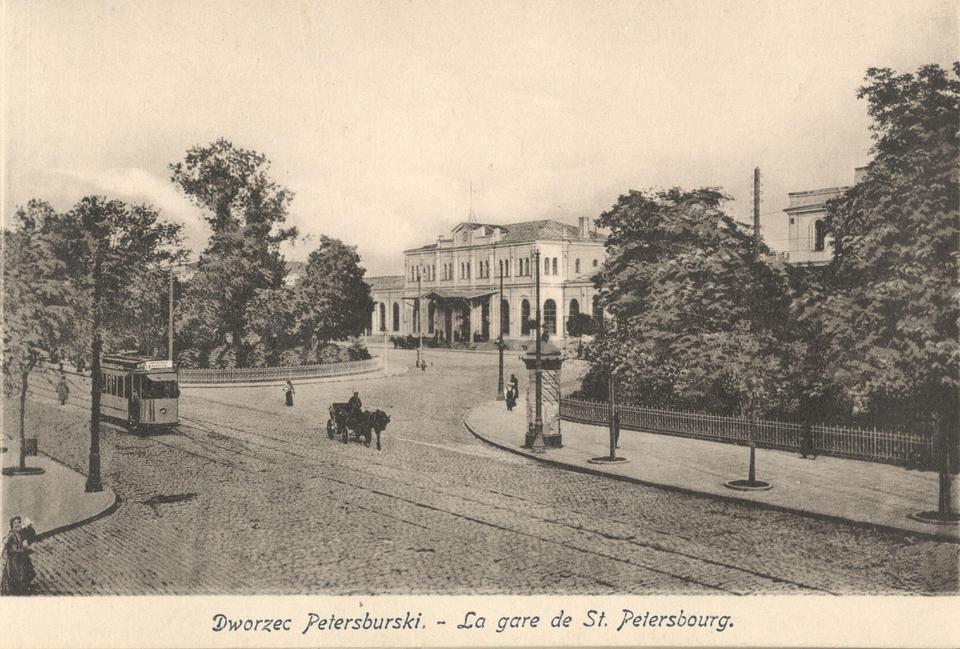 Dworzec Petersburski