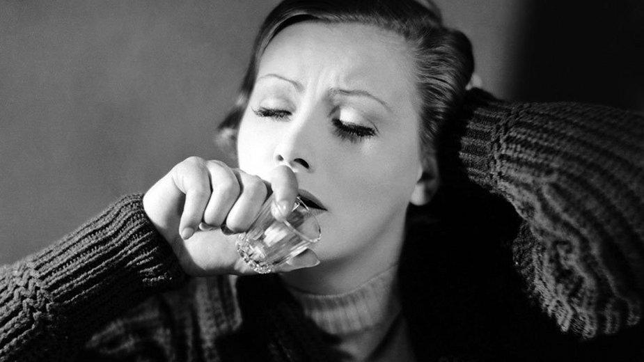 """Greta Garbo w filmie """"Anna Christie"""" (1930)"""