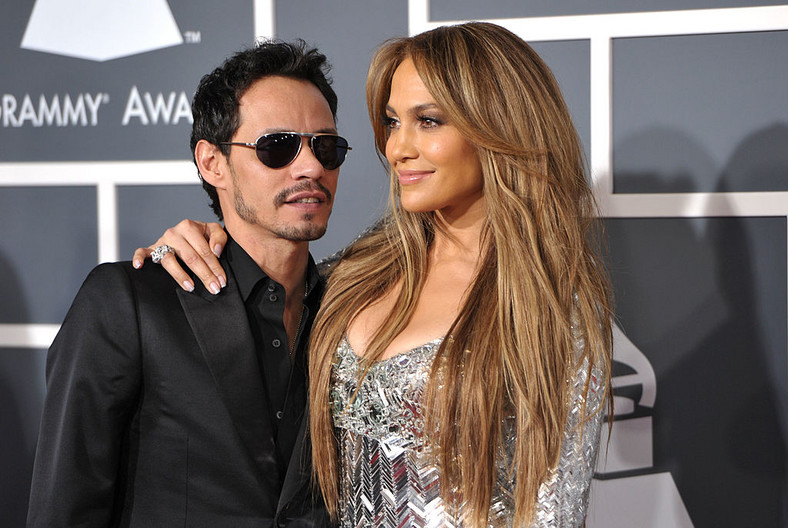 Jennifer Lopez i Marc Anthony (2011)