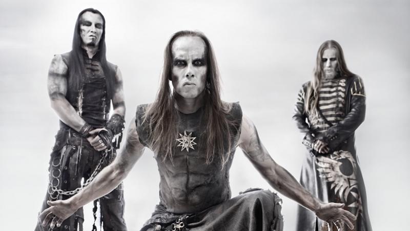 Behemoth (fot. oficjalna strona zespołu)