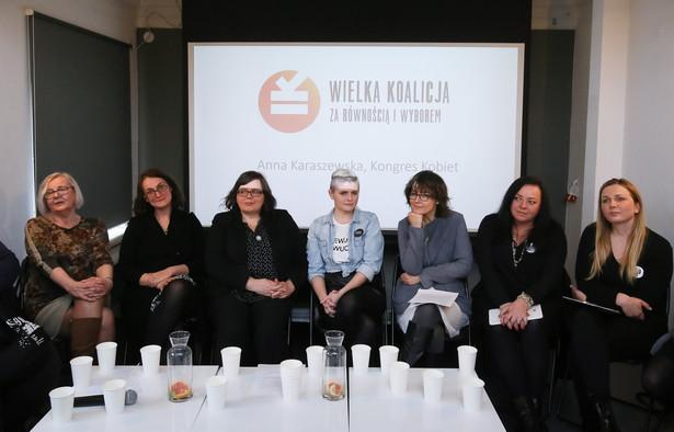 Konferencja Wielkiej Koalicji za Równością i Wyborem