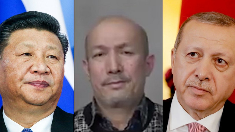 china turkey xi abdurehim heyit erdogan