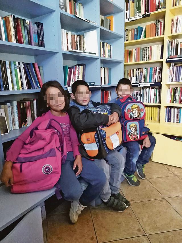 U biblioteci đaci dobijaju i pomoć u izradi domaćih zadataka, održavanju higijene...
