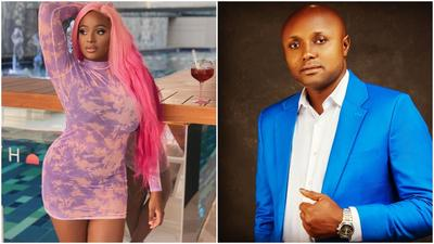 Davido's aide Israel DMW thanks DJ Cuppy for dropping lawsuit filed against him