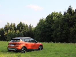Seat Arona FR – wszechstronny crossover   TEST