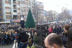 kosovska mitrovica_290116_protest oliver ivanovic_foto Gradjanska inicijativa SDP (3)
