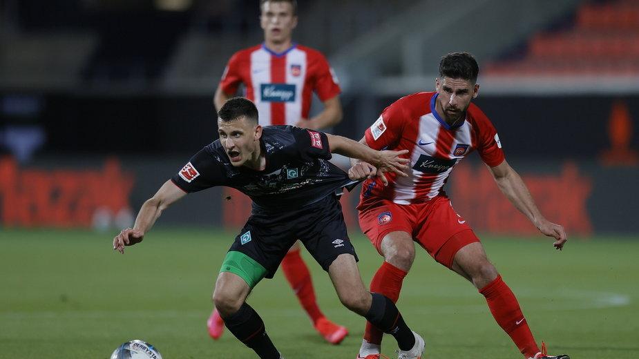 1. FC Heidenheim – Werder Brema