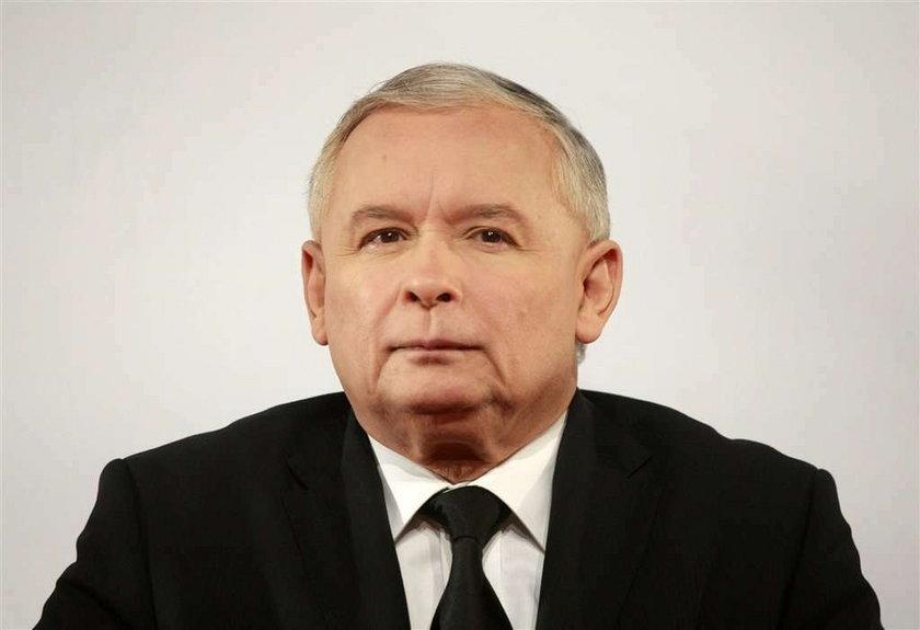 Kaczyński: Cnotę straciliśmy, a rubla nie zarobiliśmy