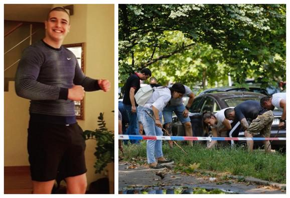 Vukašin Šijan učestvovao u pucnajvi na Novom Beogradu