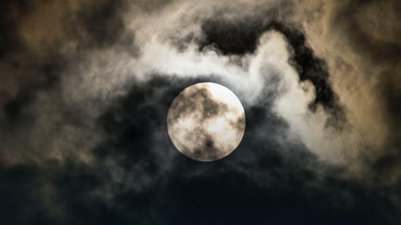 Gdy księżyc zmniejsza się, nadchodzi czas na regenerację i wzrost roślin