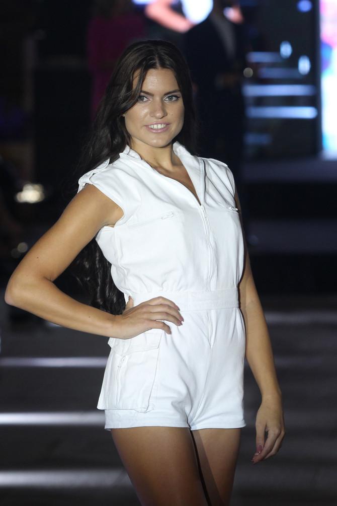 Prelepa Beograđanka Kasandra na sceni