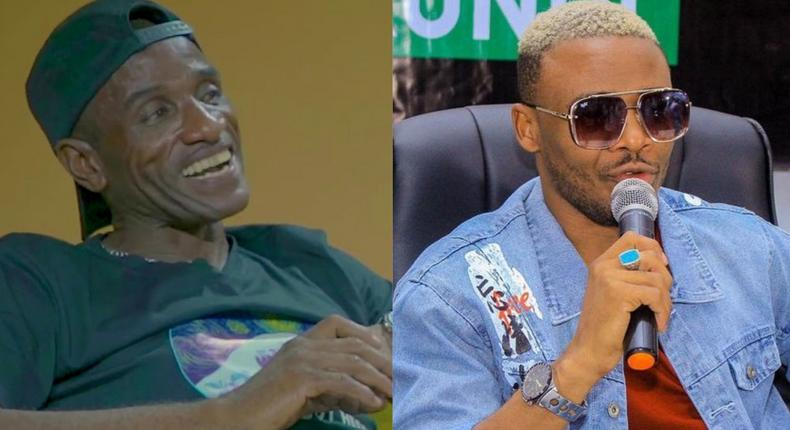 Mzee Abdul's message to Alikiba after Mama Dangote said Diamond is not his Biological son