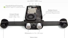 Parrot wzbogaca drony o system nawigacji w pomieszczeniach