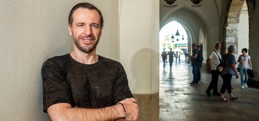 Maciej Żurawski przed meczem Wisły z Wartą: Będę kibicować obu drużynom